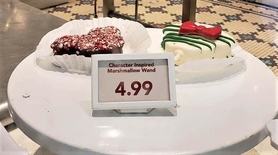 Disney Marshmallow Wands