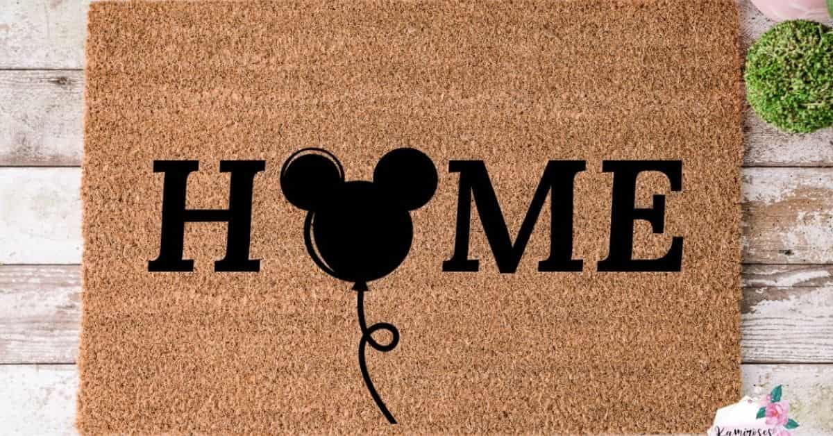 Disney Mats