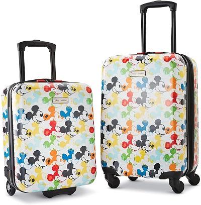 Disney Mickey Mouse Luggage Set