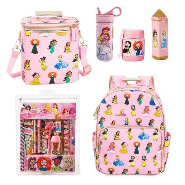Disney Princess Back to School Items