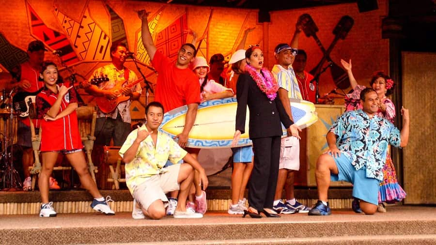 Spirit of Aloha Show