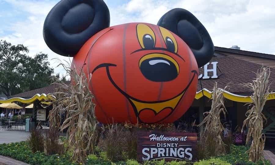 Disney Springs Halloween