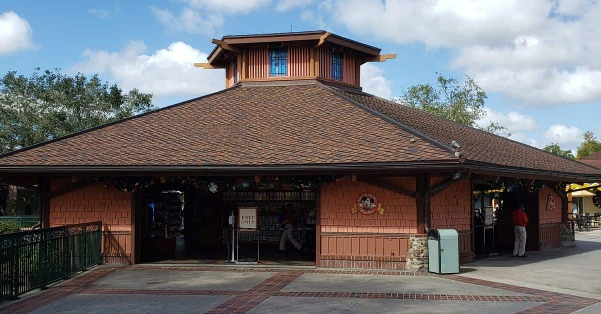 Disney Pin Traders Store in Disney Springs