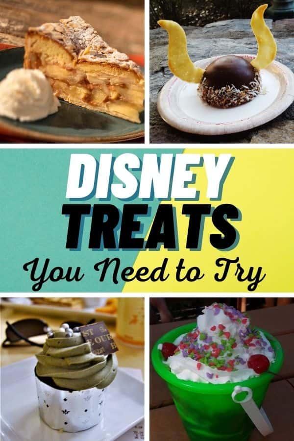 Disney Treats to Try at Disney World