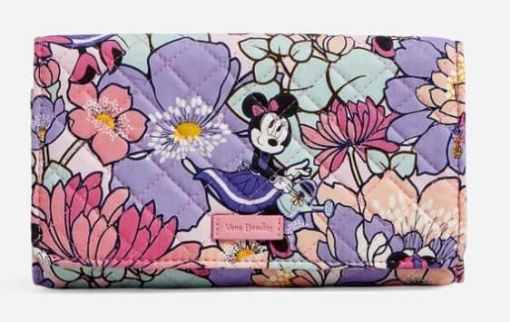 Vera Bradley Disney Wallet