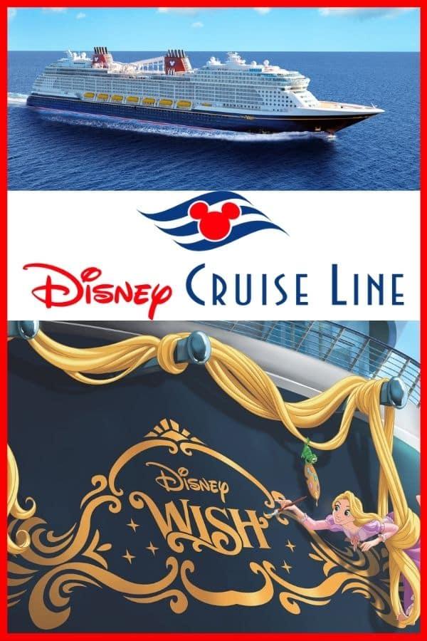 Disney Wish Ship