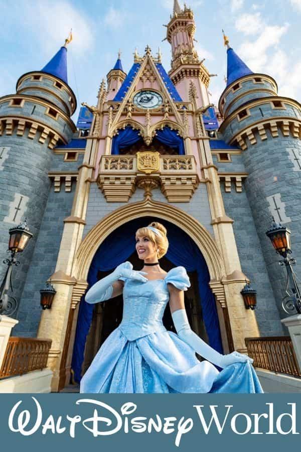Disney World (Map & Park Information)