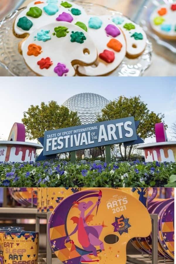 Epcot Festival of Arts