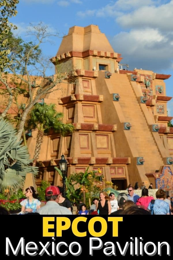 EPCOT Mexico Pavilion