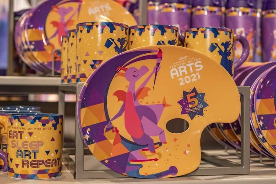 2021 Festival of Arts at EPCOT