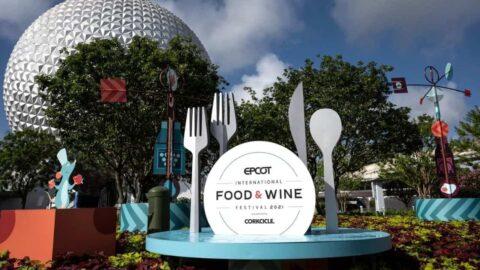 2021 EPCOT Food & Wine Festival