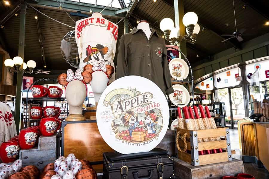 Epcot Food & Wine Festival Souvenirs