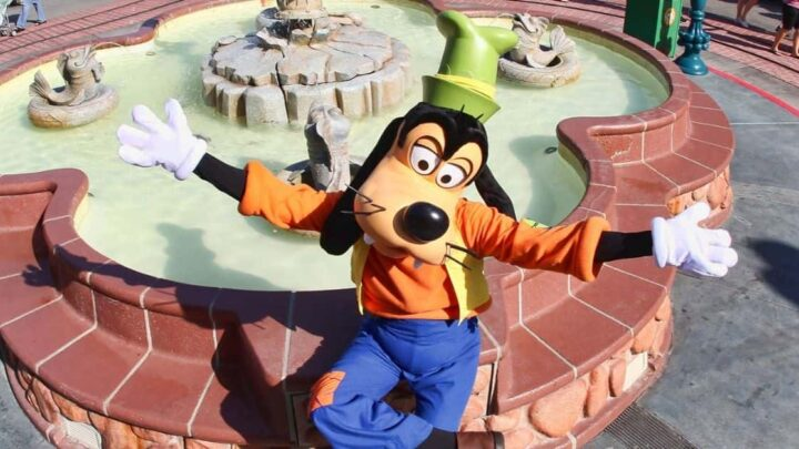 Goofy is a Dog, Sort Of.