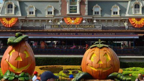 Halloween at Magic Kingdom