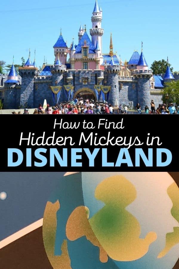 How to Find Hidden Mickeys in Disneyland