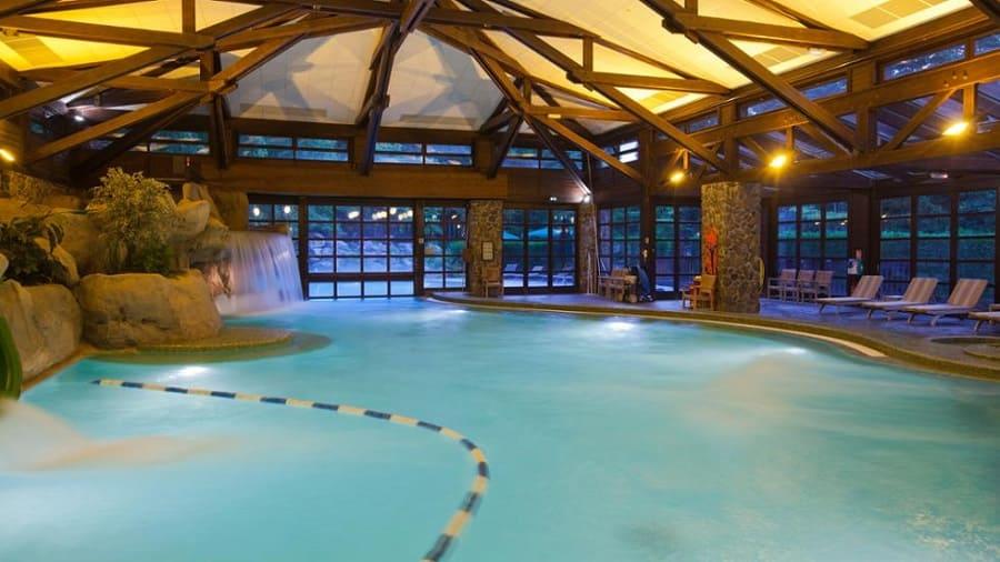Hotel Sequoia Resort Pool