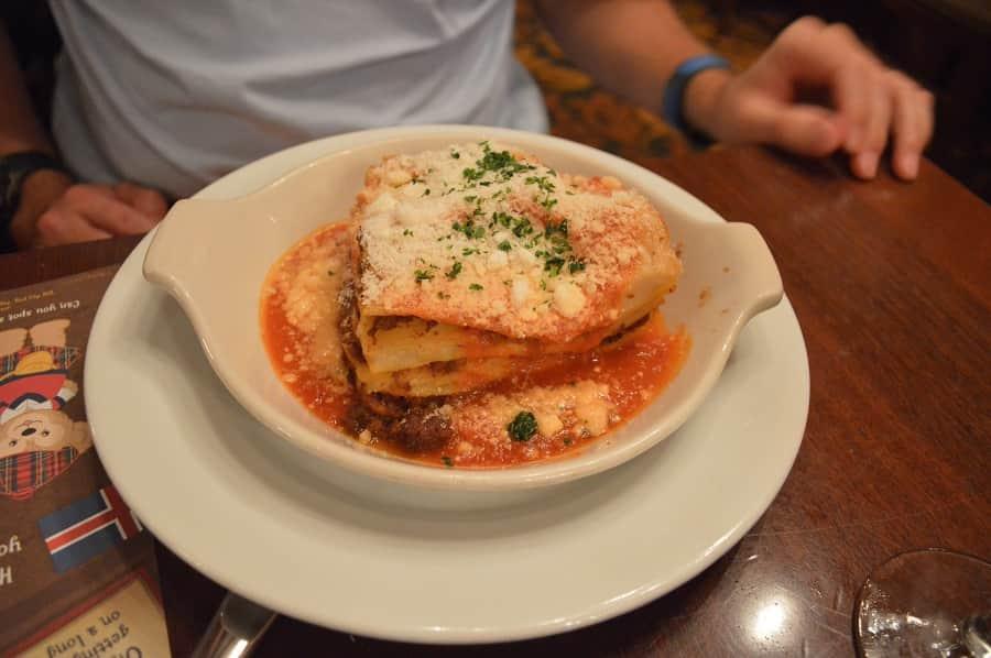Tutto Italia Lasagne