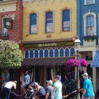 Main Street Bakery Disney World