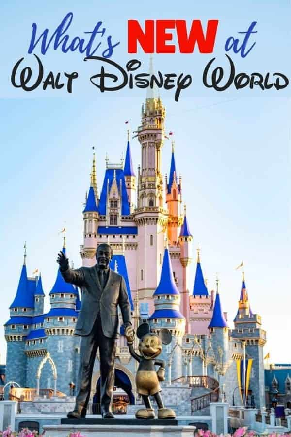 New Rides & Attractions at Disney World