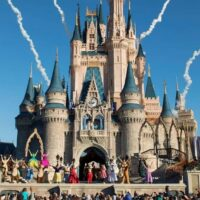 New Welcome Show at Magic Kingdom