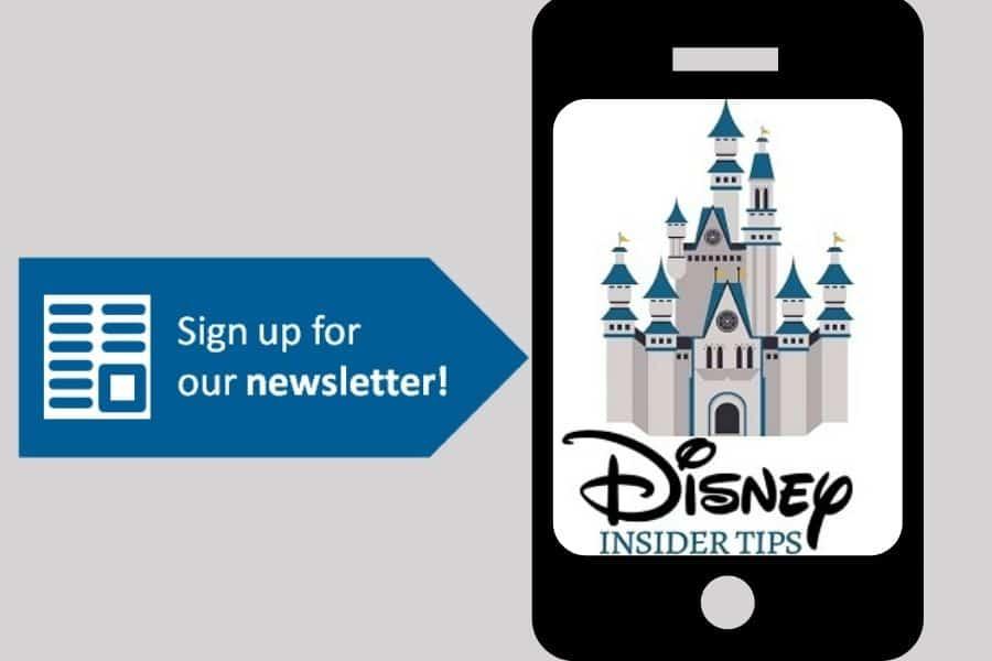 Disney Email Newsletter