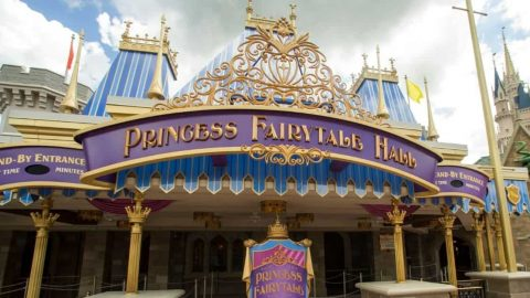 Princess Fairy Tale Hall