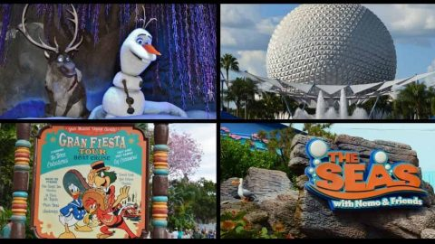 Kids Rides & Attractions at Epcot