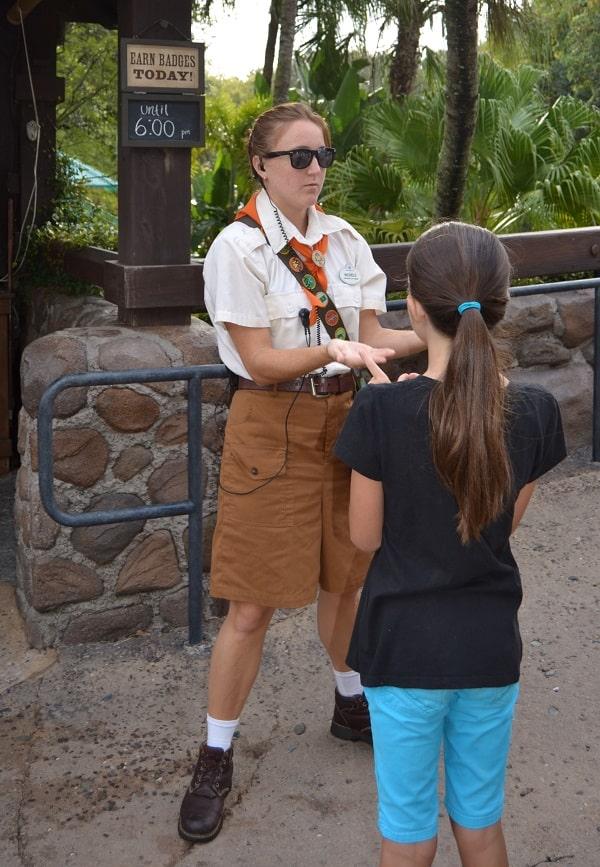 Wilderness Explorer Program